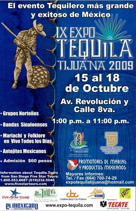Tijuana Tequila Festival